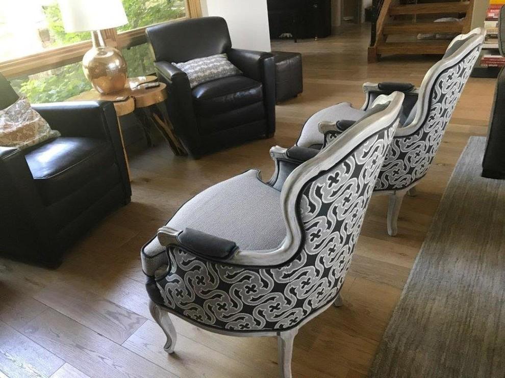 Olsen- Re-upholstered Chairs