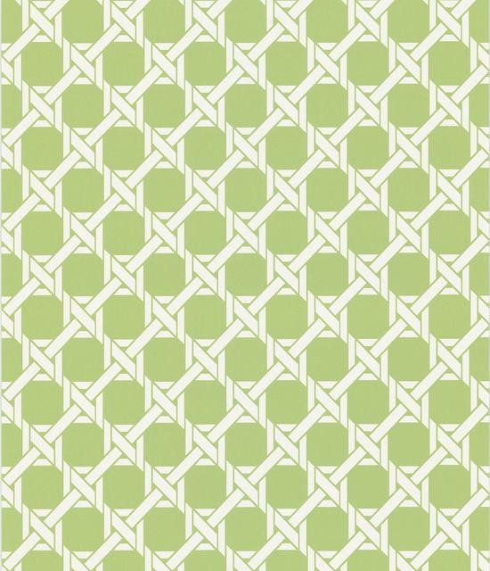 Lattice Light Green Trellis Wallpaper Bolt