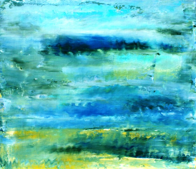 Ocean Iv Contemporary Fine Art Prints Other By