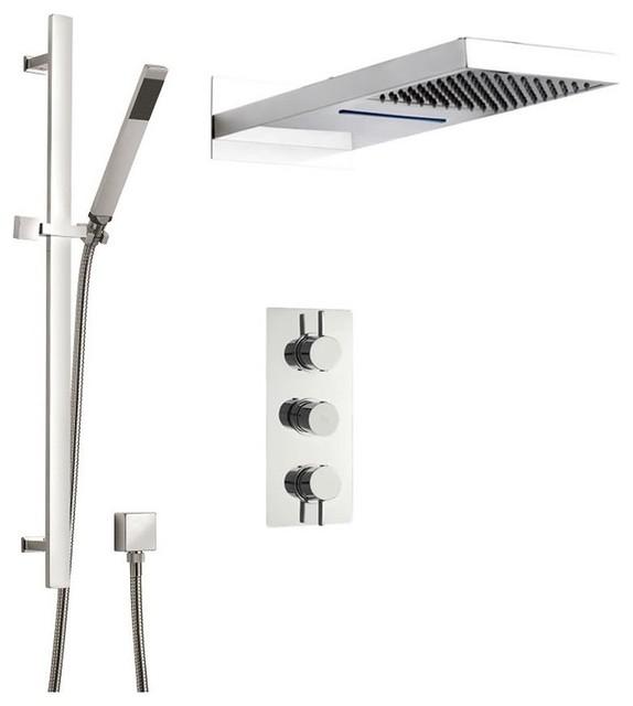 Hudson Reed Shower Installation Instructions