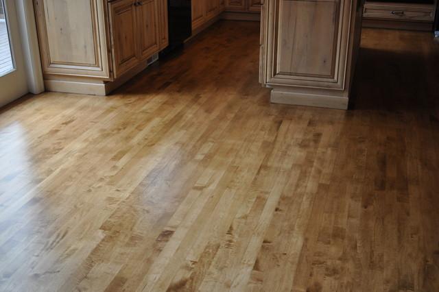 Hardwood floor refinishing for Classic home designs inc