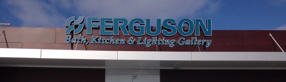ferguson bath, kitchen & lighting gallery: 3 reviews & 2 projects