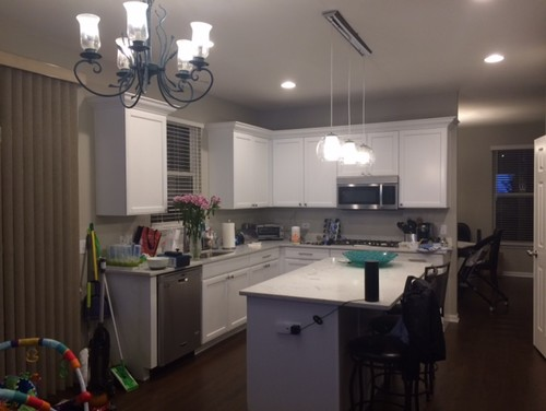 Update Kitchen Lighting Help