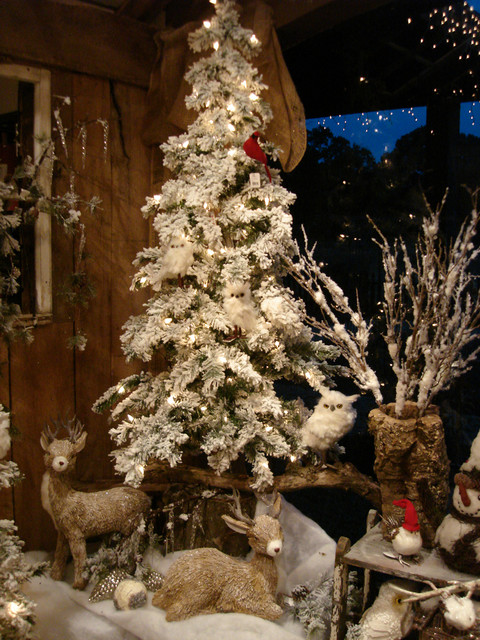 Quot Winter Chalet Quot Christmas Theme Rustic Atlanta By