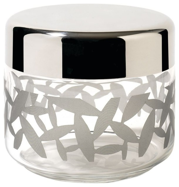 Modern Kitchen Jars unique modern kitchen jars of 3 white ceramic tableto on