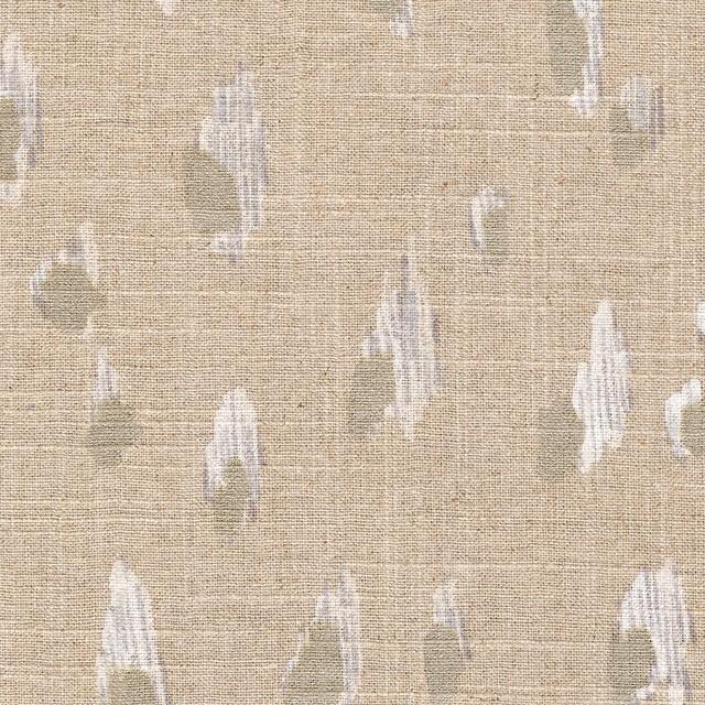Rod Pocket Curtain Panels Pair Asher Chalk Ashby Pearlized Metallic Animal Print