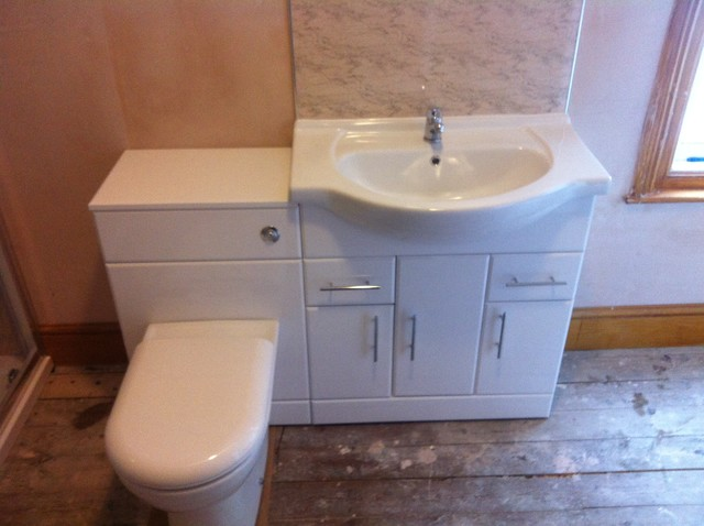 Bathroom Re Fit