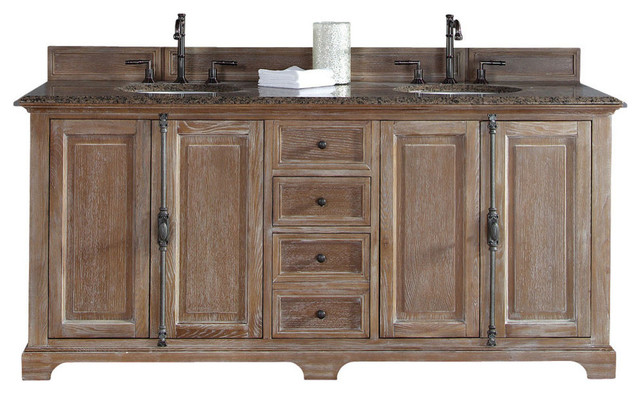 "James Martin Furniture Providence 72"" Double"