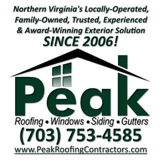 Peak Roofing Contractors Warrenton Va Us 20187 Houzz