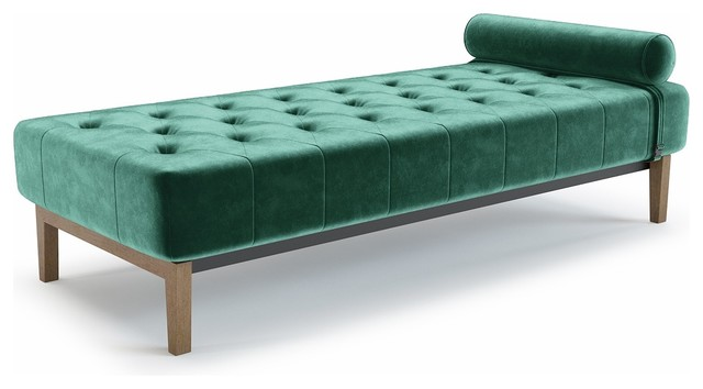 Grace Daybed, Emerald Green.