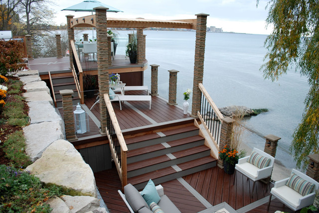 The Waterfront Deck