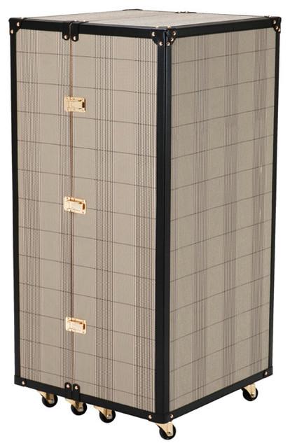 eichholtz trunk bar cabinet martini bianco transitional wine and bar cabinets bar trunk furniture