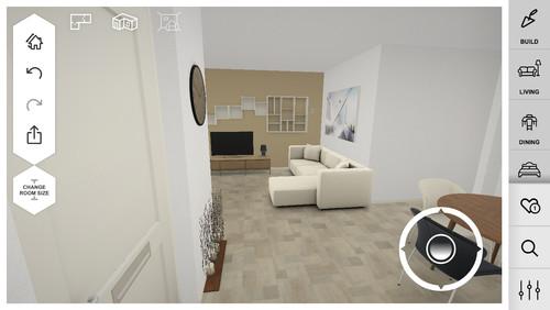 Consiglio posizione divano - Posizione divano e tv ...