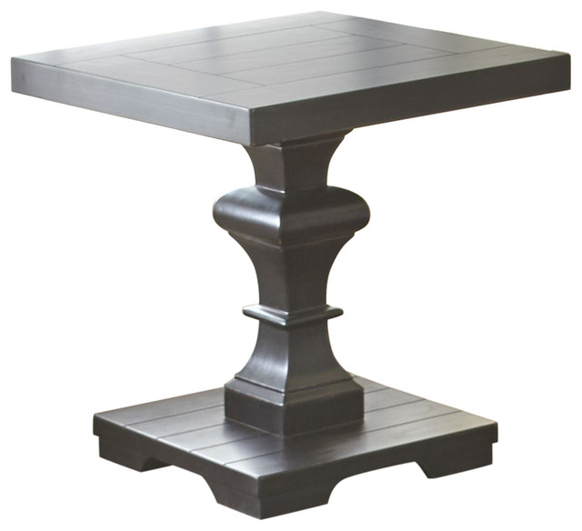 Dory Square End Table Traditional Side Tables And End Tables