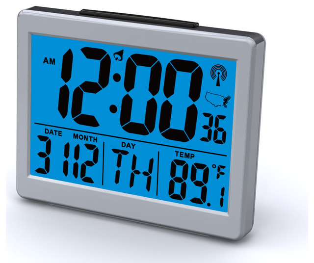 Sonnet - Atomic Bedroom Alarm Clock With 1.5\
