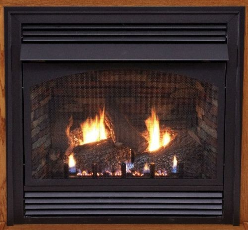 Premium 36 Vent Free Thermostat Control Ng Fireplace.