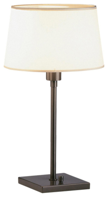 Robert Abbey Real Simple Dark Bronze Table Lamp Contemporary Lamps By Stephanie Cohen Home