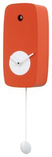 4stagioni 2165 Orange Wall Clock