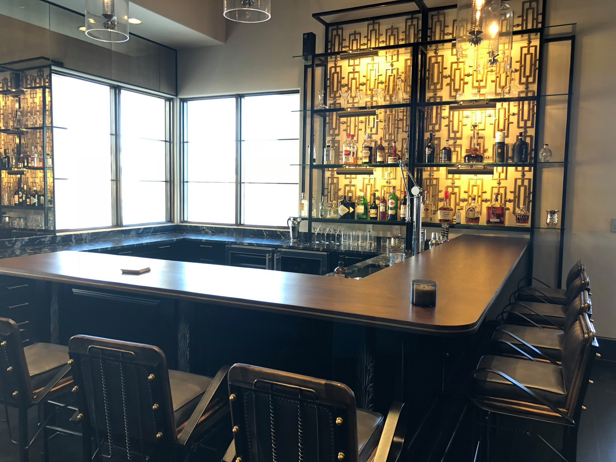 The Ultimate Home Bar