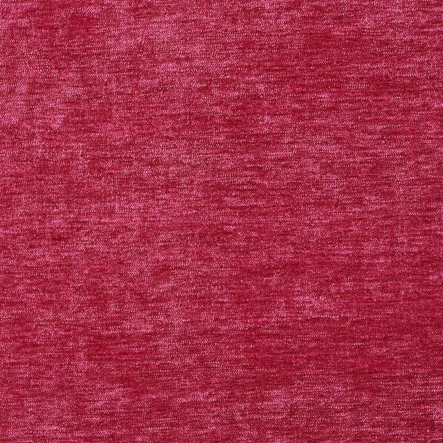 Fuchsia purple pink solid woven velvet upholstery fabric for Purple upholstery fabric