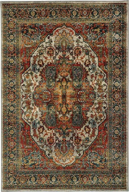 red rugs oriental weavers sedona 6382b red rug mediterranean area rugs