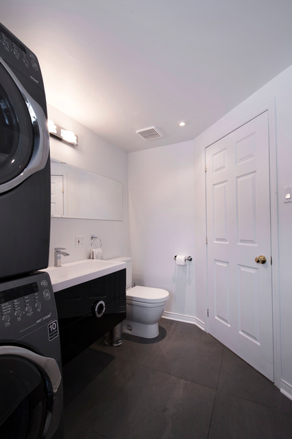 Petite Buanderie Laundry Room Other By Quipe Mandr E Design