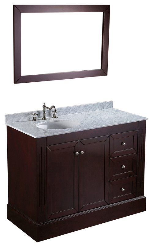 What is CARB PH2 Certified MDF sides and paneling of a vanity