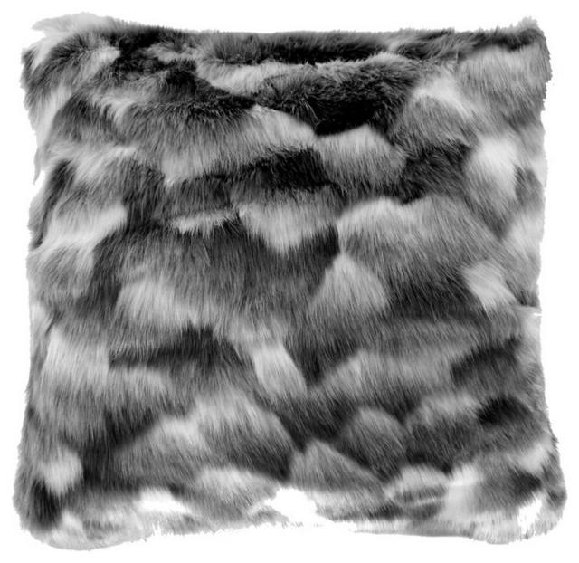 apache faux fur pillow