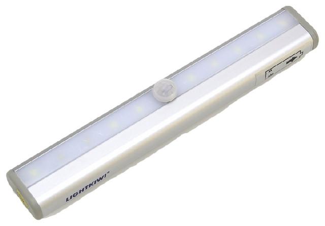 Lightkiwi Jacana Cool White Wireless Battery-Operated Stick-On LED Light