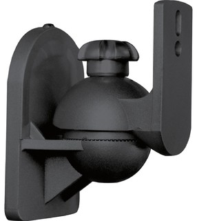 Stanley ASB-25 Wall Speaker Mounts - Contemporary - Home Electronics - by Diddly Deals