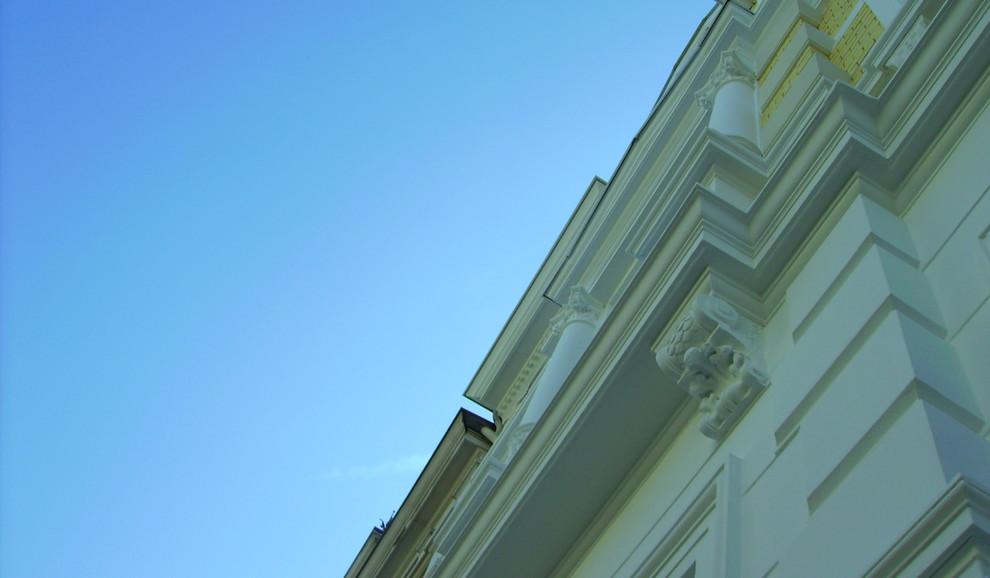 Altbau Fassade in Bonn