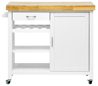 Chesney Kitchen Cart   Transitional   Kitchen Islands And Kitchen Carts    By Harvey U0026 Haley