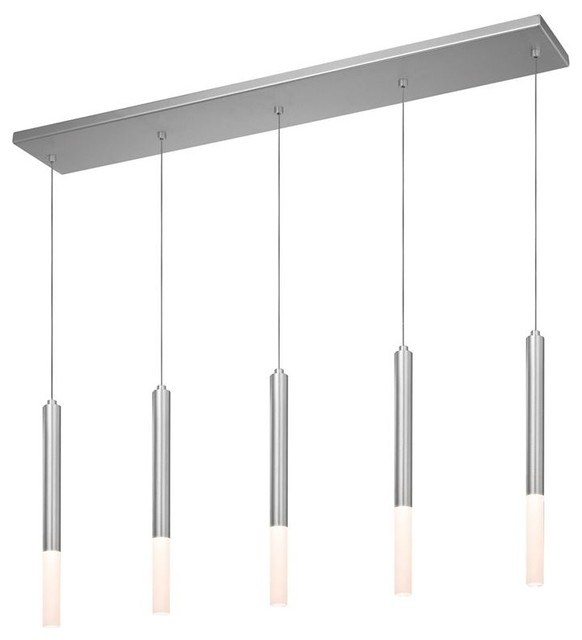 Sonneman Lighting Wands Light LED Island Light - Kitchen island led lighting fixtures