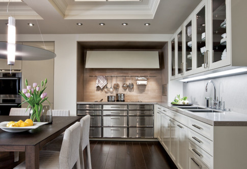 Siematic beaux arts kitchens by designs living san diego for Siematic kitchen design