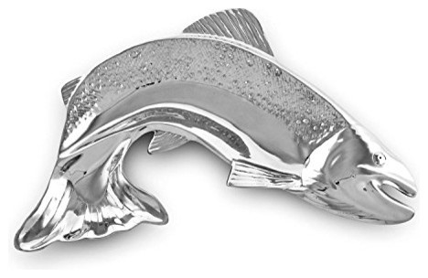 NEW Beatriz Ball Ocean Striped Bass Platter