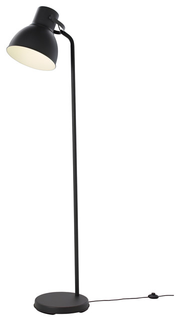 Ideas Habitacion Juvenil Ikea ~ HEKTAR Floor lamp, gray  Contemporary  Floor Lamps  by IKEA