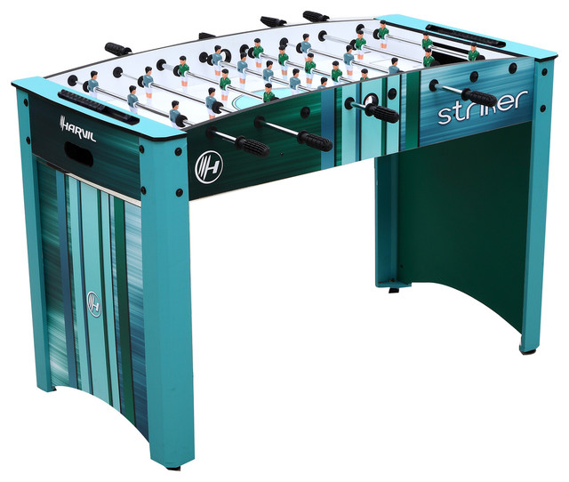 Harvil Striker 4' Foosball Table For Kids And Adults