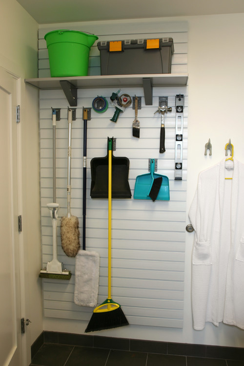 Cleaning Supplies Storage Solutions