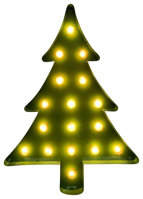 "2' Green ""Christmas Tree"" Icon"