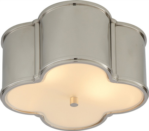 Basil Flush Mount Light contemporary ceiling lighting