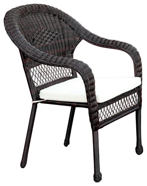 Lyon outdoor arm chair idf ot1811 ch outdoor lounge chairs by hedgeapple - Vintage lyon lounge ...