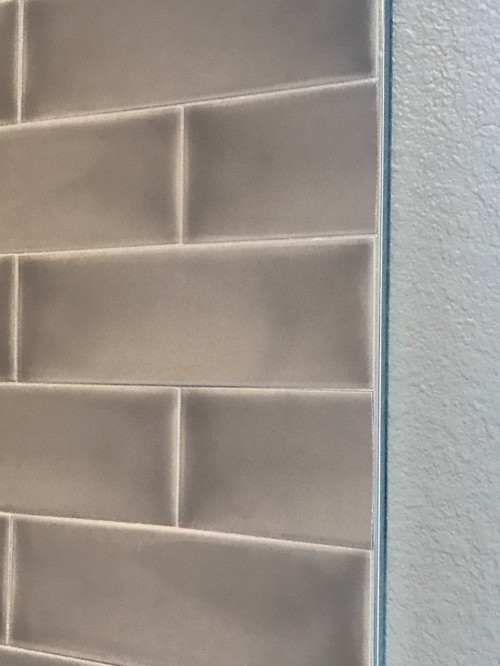 Tile edge remedy?