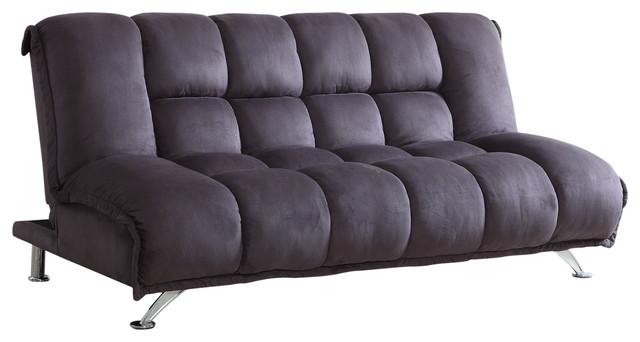 Microfiber Futon Sofa.