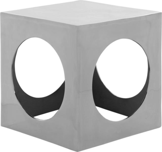 Gunnar Cube Aluminum Stool
