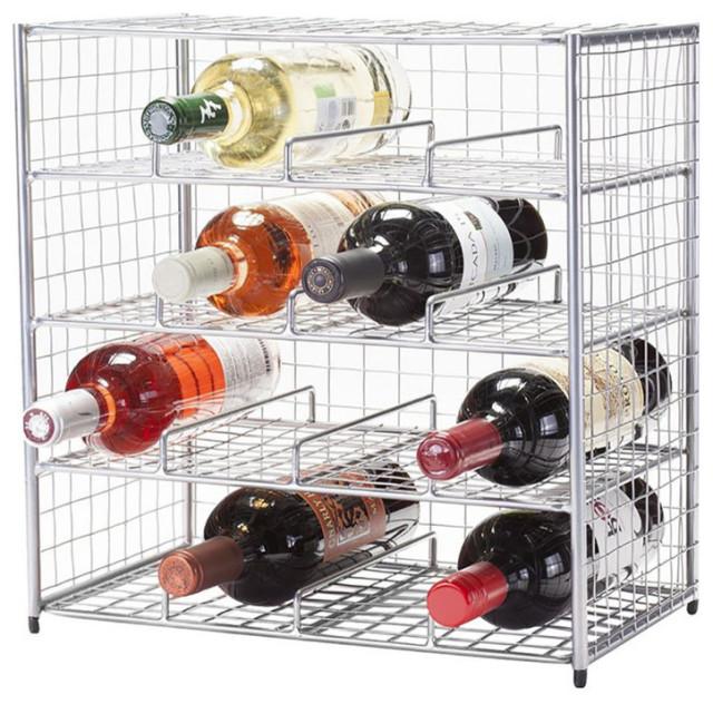 16-Bottle Bin - Wine Racks - by Oenophilia II