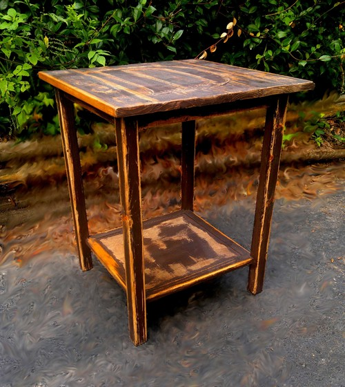 One Of A Kind Tables And Different Furniture For Order