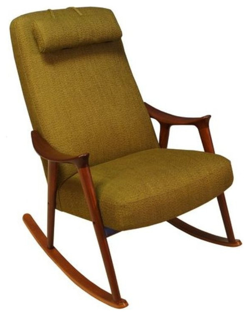 ingmar relling for westnofa danish rocking chair est retail o midcentury