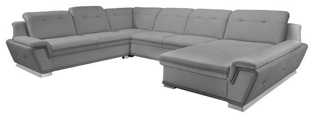 Galactic Xl Sectional Sofa, Right Corner.