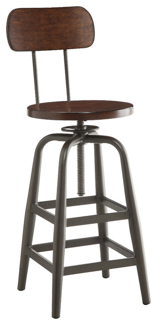Cool Industrial Bar Stools And Counter Stools by Office Star Products