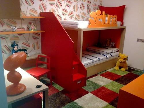 Childrens room contemporary kids